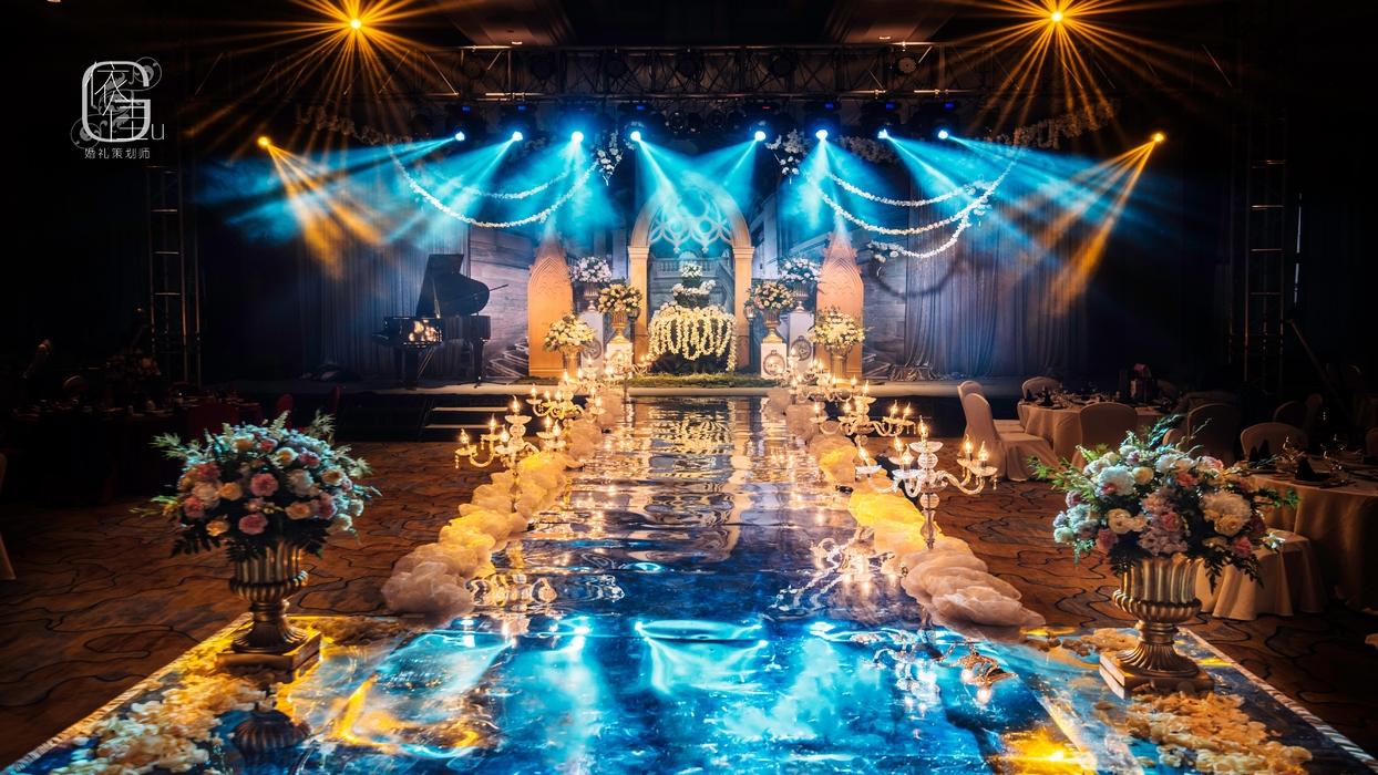 金色欧式婚礼《dream wedding》-来自婚礼策划师依佳