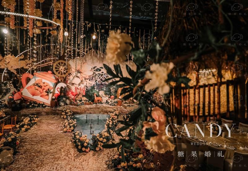 婚礼素材_童话/深林茶话会 |婚礼时光